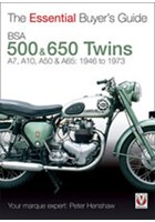BSA Twins The Essential Buyers Guide (PB)