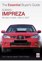 Subaru Impreza The Essential Buyers Guide (PB)