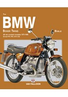The BMW Boxer Twins 1970-1995 Bible (HB)