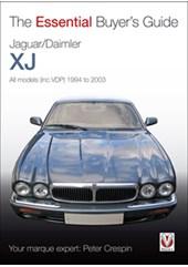 Jaguar/Daimler XJ The Essential Buyers Guide 1994-2003 (PB)