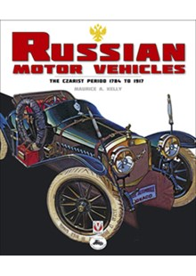 Russian Motor Vehicles (HB)