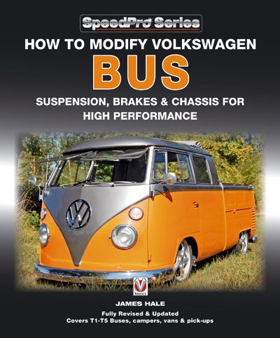 How To Modify Vw Bus Suspension Brakes Chassis For High