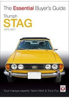 Triumph Stag The Essential Buyer's Guide (PB)