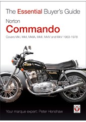 Norton Commando - Essential Buyers Guide (PB)