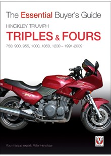 Hinckley Triples & Fours - Essential Buyers Guide (PB)