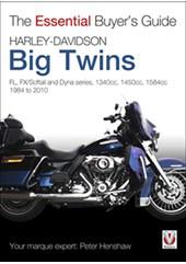 Harley-Davidson Big Twins - Essential Buyers Guide (PB)