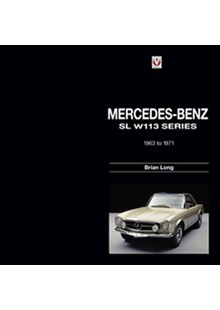 Mercedes-Benz SL & SLC 113-series 1963-1971 (HB)