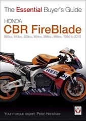 Honda Fireblade - Essential Buyers Guide (PB)