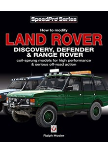 How to Modify Land Rover Discovery, Defender & Range Rover (PB)