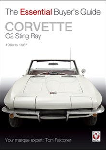 Corvette C2 1963-1967: Essential Buyers Guide (PB)