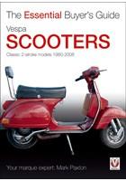 Vespa Scooters - Classic 2-stroke models 1960-2008 (PB)