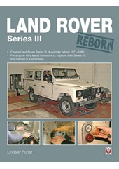 Land Rover Series III Reborn (HB)