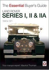 Land Rover Series I, II & IIA - Essential Buyers Guide (PB)