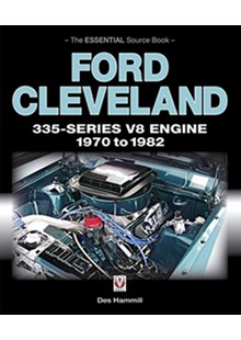 Ford Cleveland 335-Series V8 engine 1970 to 1982 (PB)