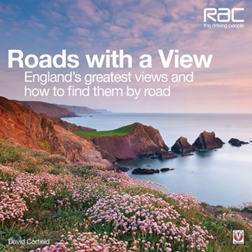 Roads with a View England's greatest views and how to find them (HB) - click to enlarge