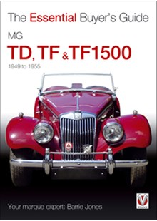 MG TD, TF & TF1500 - Essential Buyers Guide (PB)
