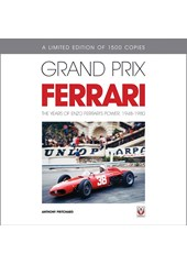 Grand Prix Ferrari The Years of Enzo Ferrari's Power 1948-80 (HB)