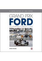 Grand Prix Ford - Ford, Cosworth and the DFV (HB)