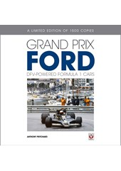 Grand Prix Ford, Ford, Cosworth and the DFV (HB)