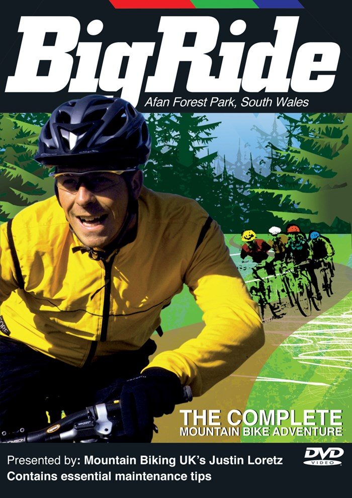 The Big Ride DVD