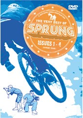 The Very Best of Sprung DVD