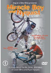 Miracle Boy & Nyquist DVD