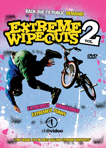 Extreme Wipeouts 2 DVD - click to enlarge