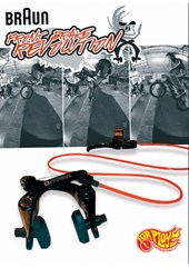 Braun Front Brake Revolution DVD