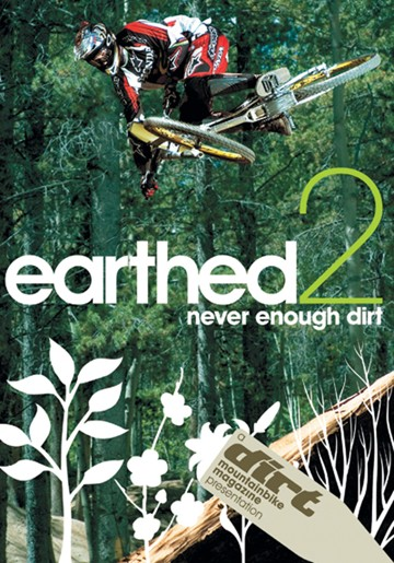 Earthed 2 - Never Enough Dirt DVD - click to enlarge
