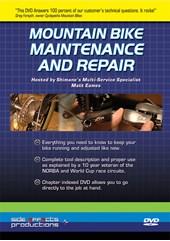 Mountain Bike Maintenance and Repair DVD