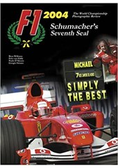 F1 2004 Photographic Review Book