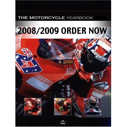 Motorcycle Yearbook 2008/9 (HB)