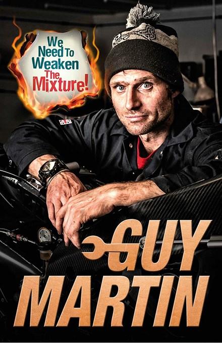 Need To Weaken Mixture- Guy Martin (HB)