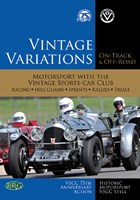 Vintage Variations On Track and Off Road DVD