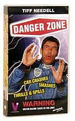 Tiff Needell Danger Zone VHS