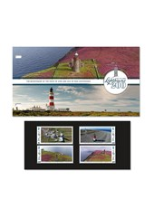 Isle of Man Lighthouses 200 Stamps Presentation Pack