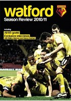 Watford FC 2010/11 Season Review (DVD)