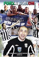 West Bromwich Albion 2009/10 Season Review - Forza Albion (DVD)