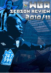 West Bromwich Albion 2010/11 Season Review (DVD)