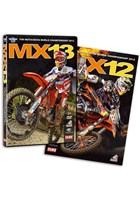 World Motocross Reviews DVD Bundle