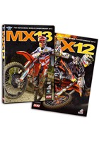 World Motocross Reviews DVD Bundle