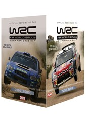 World Rally 2000 - 2009 (10 DVD) Box Set