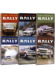 Classic World Rally 85-91 bundle