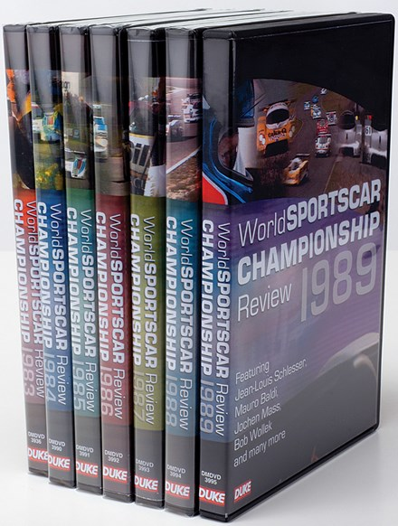 World Sports Car 1983-1989