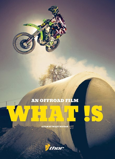 What !S DVD