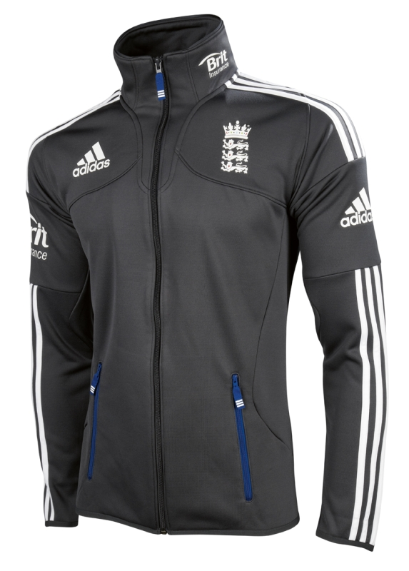 Official England Fleece Jacket 2012/13 (Adult) : Duke Video