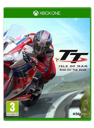 TT Isle of Man Ride on the Edge Xbox One Game - click to enlarge