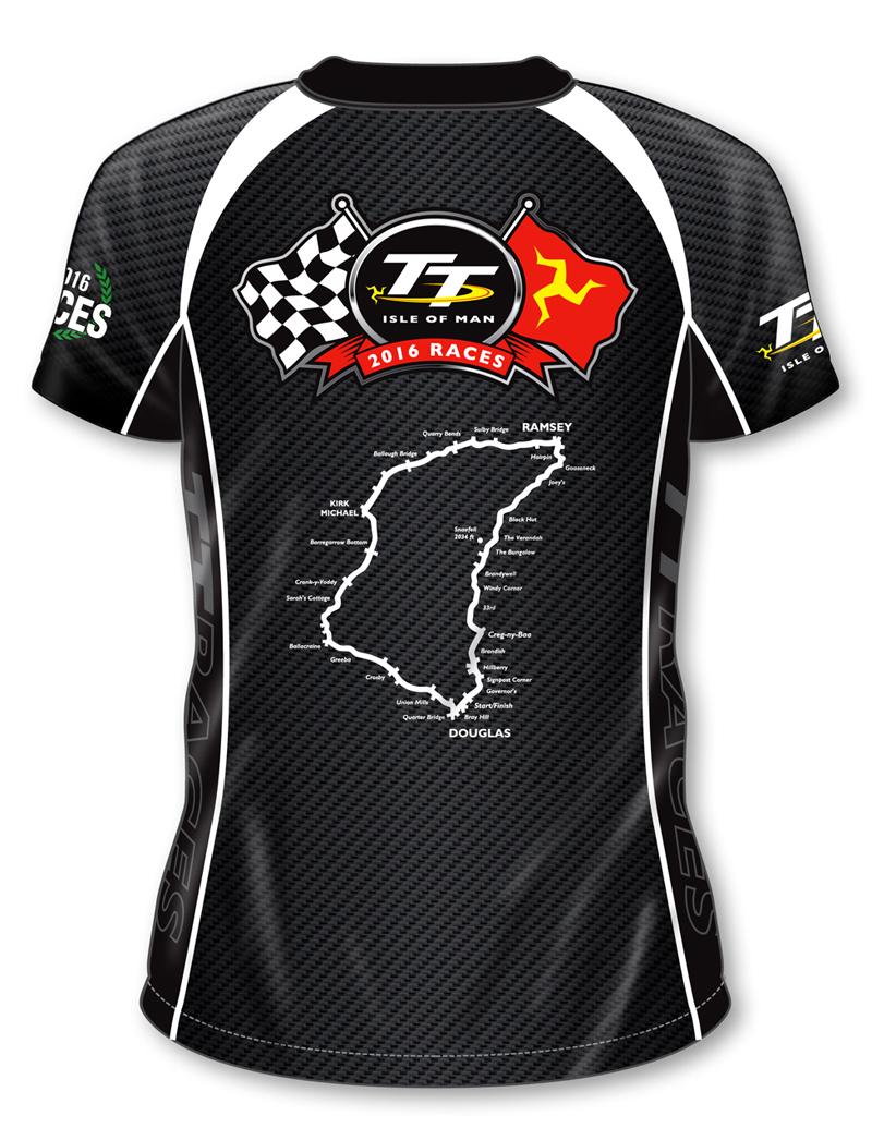 Tt all over print tt race t shirt black duke video for Marathon t shirt printing