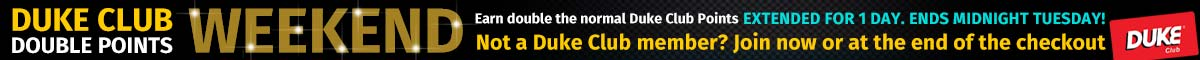 Duke Club Double Points Nov