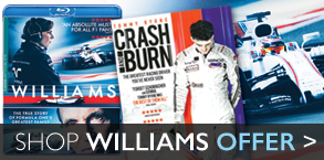 Shop Williams offer
